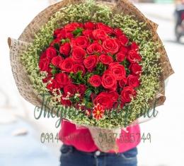 Ý nghĩa của Hoa Hồng và những cung bậc cảm xúc khi dành tặng nhau Hoa Hồng
