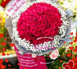 Hoa Tươi. Món Quà Tặng Đầy Ý Nghĩa Không Nên Bỏ Lỡ Trong Ngày Lễ Tình Nhân Valentine's Day