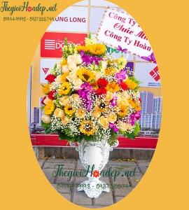 Bình Hoa Sang Trọng LUX003